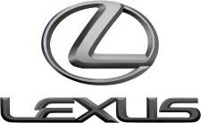 lexus logo. circle-shaped logo with the letter \u0027l\u0027, above word \u0027lexus lexus