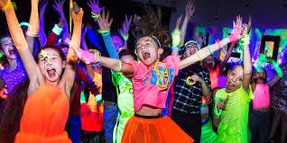 Rave Theme Party Friday Night Lights Week 2 Neon Rave Theme Crossfit Sanitas