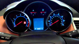 2011 Chevy Cruze Interior Review - YouTube