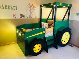 Tractor Themed Bedroom Unique Decorating Ideas
