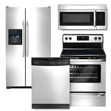 Stainless Kitchen Appliance Packages Kitchen Appliances Bundle Package Lovely Lg And Samsung Black