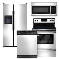 Kitchen Appliances Built In Kitchen Appliances Bundle Package Superb Awesome Kitchenaid Built