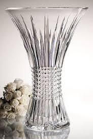 waterford lismore diamond 8u0027u0027 vase by waterford 20000 the pattern is a strikingly modern reinvention of the classic u2026 waterford lismore vase l68
