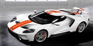 2018 ford gt. modren ford ford opens the order book for gt 2018 in ford gt