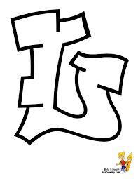 Cool Graffiti Abc Coloring Pages Abc Free Alphabet Coloring Graffiti Alphabet Coloring Pages L