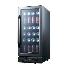 under counter beverage fridge costco built in cooler best compact can black stainless steel