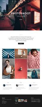 25 Best Html5 Photography Website Templates 2019