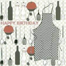 It's going to take me a long time to get through all of these things but i'm excited about it! Brilliant Chef S Birthday Card For Someone Who Loves To Cook Happy Birthday Chef Birthday Wishes Birthday