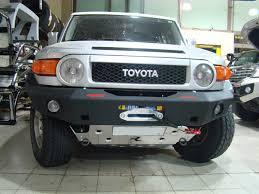 Rhino 4×4   Toyota FJ Cruiser Front Evolution Bumper