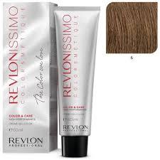 <b>REVLON</b> PROFESSIONAL 6 <b>краска для волос</b>, темный блондин ...
