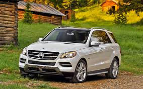 Mercedes ML 350 Car Specifications and Wallpapers
