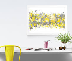 full size of frameart yellow pictures gray and framed wall art contemporary metal picture frames large