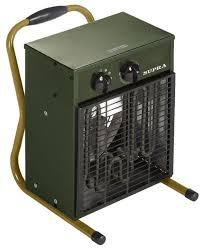<b>Электрическая тепловая пушка SUPRA</b> IH03-3B (3 кВт) — купить ...
