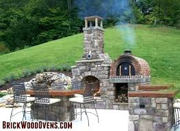 diy outdoor brick oven building a fireplace grill designs and stone build with pizza diy outdoor brick