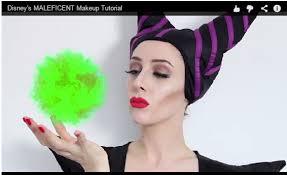 angelina jolie maleficent makeup how to diy tutorial video caly musleh beauty sauce