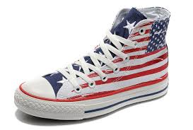 converse usa. converse all star stripes american flag by justin drew bieber white red with blue tongue high usa h