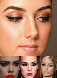eyeliner all over eye for fall winter makeup