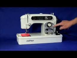 Morse Apollo 6500 Sewing Machine Manual