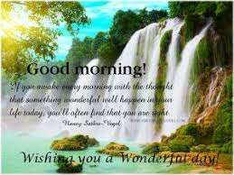 Wishing You A Beautiful Day Quotes Best of Good Morning Quotes Wishing You A Wonderful Day Wwwfacebook