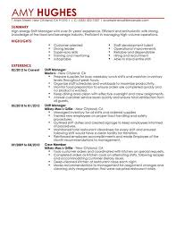 If you're looking to create a better resume, click on the resume examples  to get started right away.