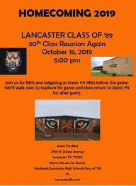 Lancaster High School Class Of 1989, Lancaster, TX