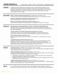Resume Format For Electrical Engineer Download Resume Format Diploma