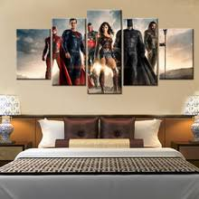 Retro Wonder Woman Comic Book Vintage Collectible Metal Wall Decor Wonder Woman Home Decor