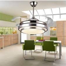 ceiling fans with lights for living room. Discount Ultra Quiet Ceiling Fan 100 240v Invisible Fans Modern Lamp For Living Room, European Lights With From China | Dhgate. Room E