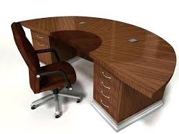 curved office desk. Curved Office Desk Desks Custom Designed Glass And Metal House Beech