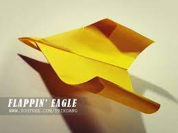 how to make a paper airplane that flies