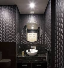 Powder Room Lighting designerkitchensinkspowderroomcontemporarywithdarkcolors 3562 by xevi.us