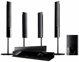 sony home theater system. sony ht-sf470 1000 w 5.1 home theater system dolby pro logic, logic ii - hdmi