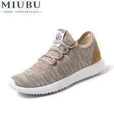 <b>MIUBU</b> Men Casual Shoes <b>Summer</b> Breathable Mesh Men Shoes ...