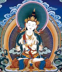 Enlightened Tibebtan Vajrasattva