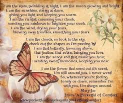 Bereavement Quotes Best Missing Quotes The Bereavement Poem Comfort Reassurance From