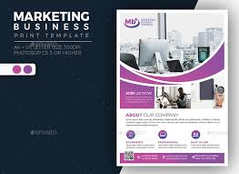 Marketing Business - Single Sided Flyer By Jumpjazz | Graphicriver