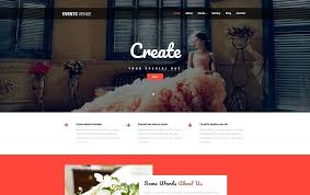 Free Downloads Web Templates Event Website Template Free