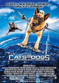 cats and dogs movie poster. Unique And Cats And Dogs The Revenge Of Kitty Galore Posterpng And Movie Poster