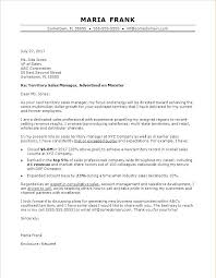 Examples Of A Professional Cover Letter Sample Professional Cover