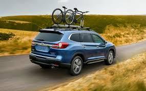 Subaru Models Comparisons Outback Ascent Legacy