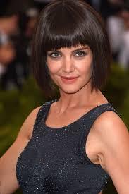 Short Razor Cut Hairstyles Jenna Elfman Layered Short Razor Cut With Side Swept Bangs