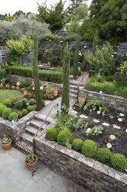 Terrace Kitchen Garden 17 Best Ideas About Terraced Garden On Pinterest Sloping Garden
