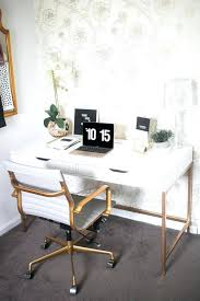 officeworks office desks. Glamorous Cool White Desk Office Furniture And Gold Home Table Elegant Officeworks Desks O
