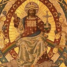 Image result for christus rex icon