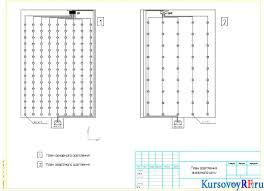 Курсовая разработка проекта системы электроснабжения литейного цеха все чертежи