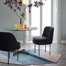 glass dining furniture. Calliope Glass Dining Table Furniture D