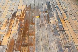 how to clean water stains from wood