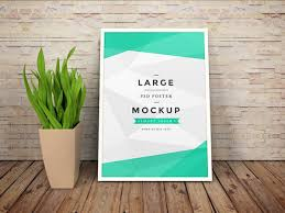 These free mockups will help you to present you poster designs in realistic environments. 25 Free Psd Poster Flyer Mockups