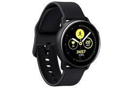 SAMSUNG Galaxy Watch Active (40MM, GPS ...