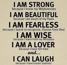 I Am Beautiful Quotes Tumblr Best Of I Am Strong Inspirational Thoughts And Qoutes